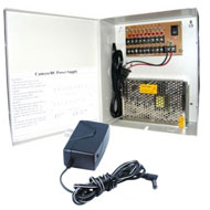 security camera power supplies