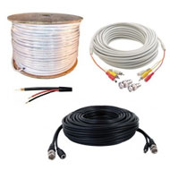 Siamese Cable for Security Cameras