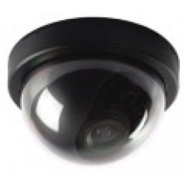 650 TVL High Resolution Dome Camera with Wide Angle Lens