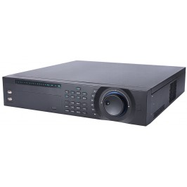 16 Channel REAL TIME SDI DVR, Professional High Capacity Series