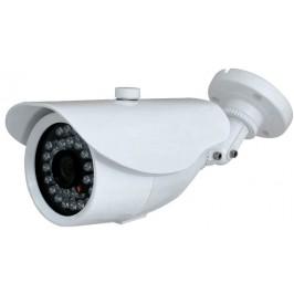 650 TVL White Outdoor Security Camera