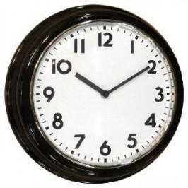 Hidden Wall Clock with DVR
