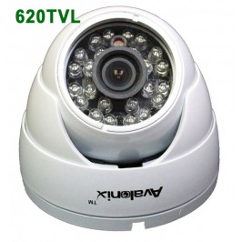 Vandal Proof Dome Camera 620TVL