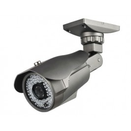Outdoor Infrared Bullet Camera with 200ft IR