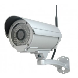 Wireless 2 Megapixel Outdoor Camera with 100ft Night Vision