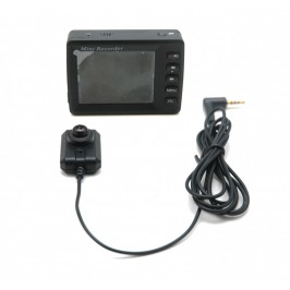 Portable DVR with and Hidden Camera