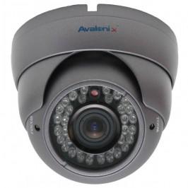 2MP IP Camera Vandal Proof Dome 6mm Lens