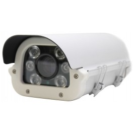 License Plate Camera with High Powered Infrared