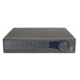 8 Channel Hybrid DVR NVR
