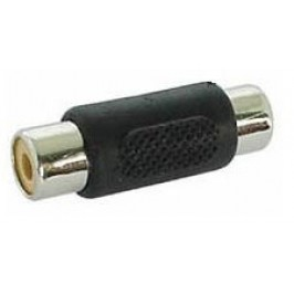 RCA Female to RCA Female Cable Coupler