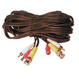 66ft Audio Video Power Siamese Cable
