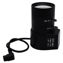 6-60mm Auto Iris Varifocal Lens