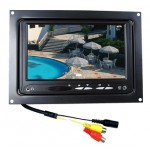 "Flush Mount 7"" LCD Monitor"