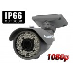 2 Mega Pixel Bullet Camera with 200ft Night Vision