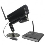 Digital Wireless Outdoor Camera